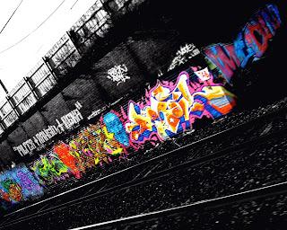 Foto Graffiti Keren