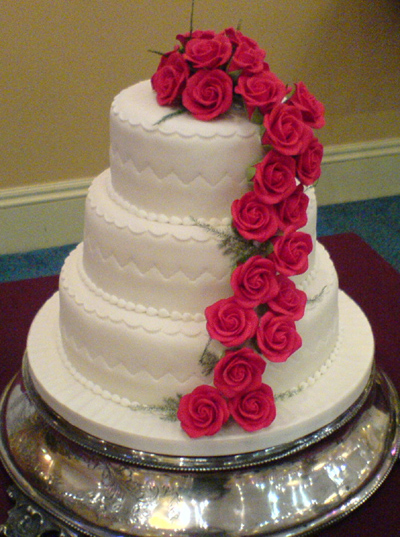 Decorating Wedding Cakes - Cake Decorating