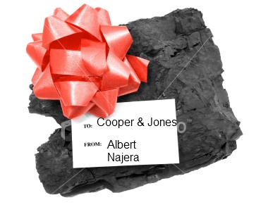 Najera\'s Christmas Gift For Cooper and Jones – \'How Do Like That ...