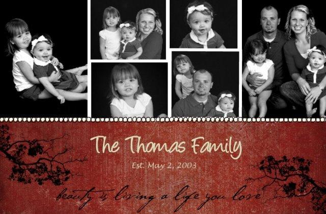 AZ Thomas Family