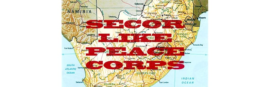 Secor like Peace Corps