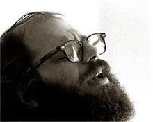 Foto de Allen Ginsberg