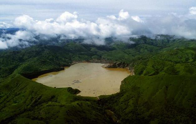 Lago Nyos - Camerun