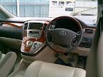 Toyota Alphard MZG 2004 3.0