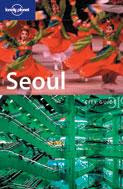 Lonely Planet guide Seoul, 2006