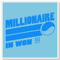Millionaire in won