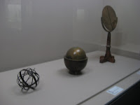 astrolabe, globe