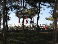 Qinghui Pavilion, Ritan Park