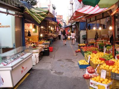 Seoudae side street