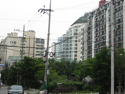 MaeHwa Park, next to Weve Building, Deungchon dong