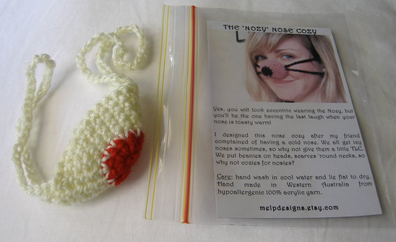 Crochet Nose Warmer : NOSE WARMER CROCHET Crochet For Beginners