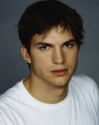 New Ashton Kutcher Men Haircuts Styles 2010