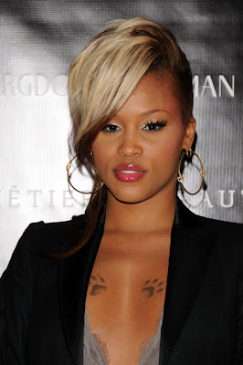 Hot Modern American American Hairstyles from Eve 2010