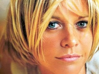 Modern Shaggy Hairstyles from Meg Ryan