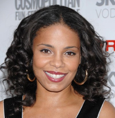 Checkout Sanaa Lathan with her African American Hair, Black Hairstyles,