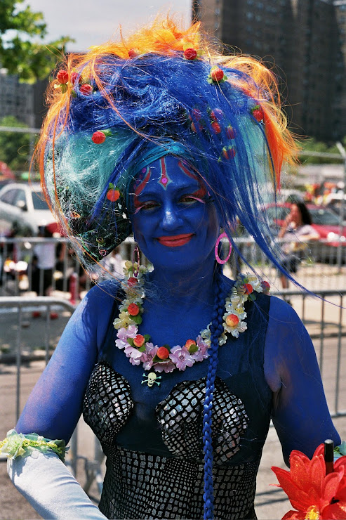 mermaid parade 2010