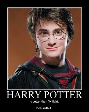 harry potter better than twilight
