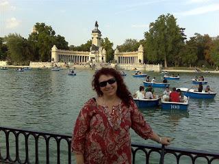 Estanque del Retiro (Madrid)