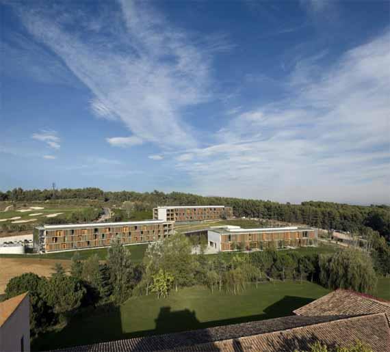 La mola hotel and conference centre in barcelona by b720 arquitectos archy laboratory - Arquitectos terrassa ...
