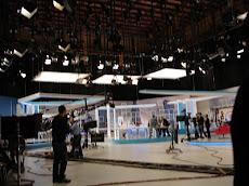 PARTICIPACION EN TVE EN EL DEBATE SOBRE EL ENTRENADOR Y LOS MEDIOS DE COMUNICACION