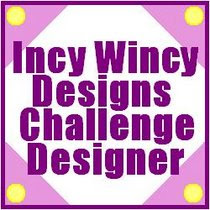 incy wincy challenge blog