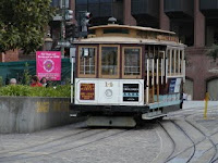 Cable Car- San Francisco