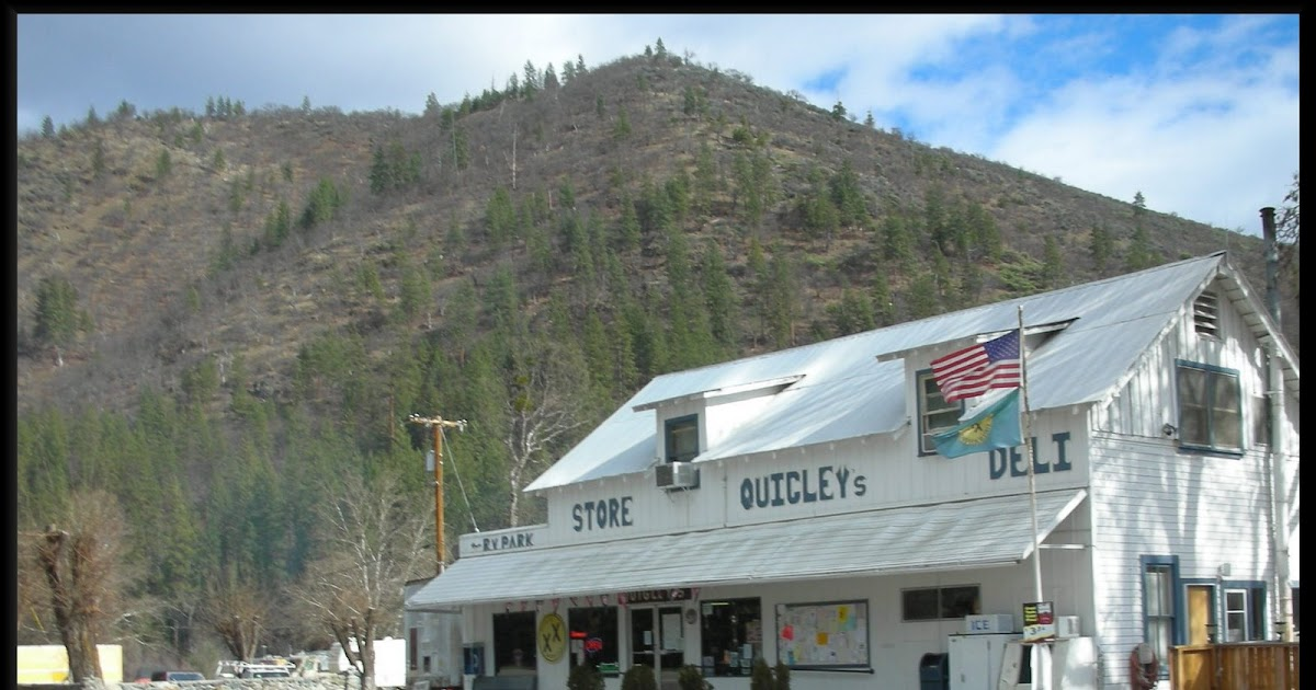 Siskiyou County Camping Quigley S Store Amp Rv Park