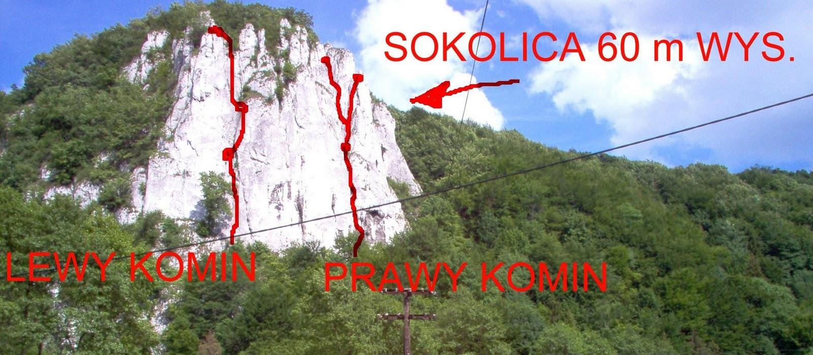 Rejony wspinaczkowe z cukrzyc sokolica b dkowice for Ta 2s 0138