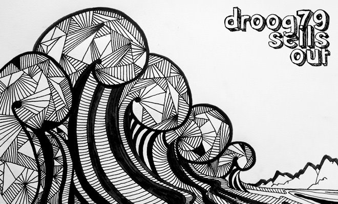 DROOG79 Sells Out - Original art & illustration for sale