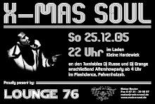 XMas Soul 2005 im Laden