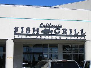 Gnawing thru la california fish grill for California fish grill gardena ca