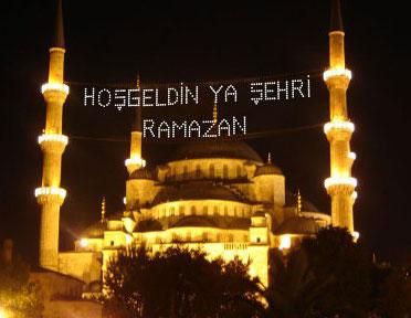 Ramazan bayramı namaz saatleri 2010