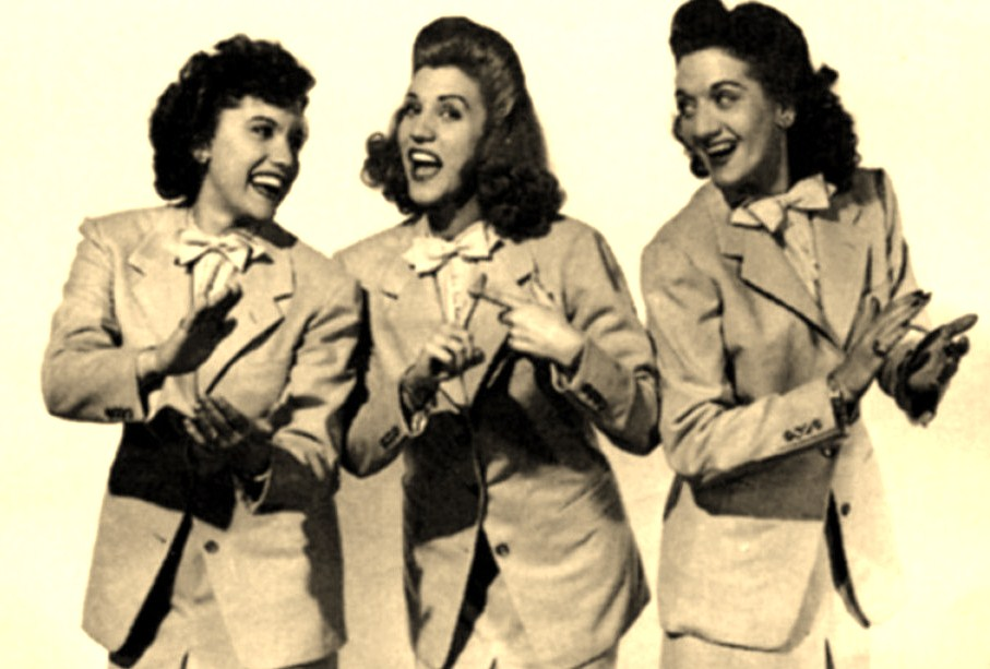 The Andrews Sisters - Boogie Woogie Bugle Boy (Chords)