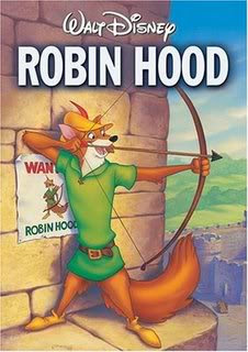 1 Walt Disney Robin Hood 1973   Dublado