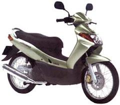 Yamaha Nouvo 2002-2004