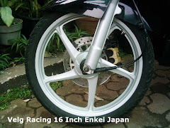 Cast Wheel (CW) ENKEI Japan