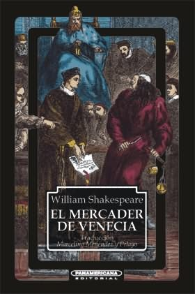 Historia de libros el mercader de venecia william for El mercader de venecia muebles