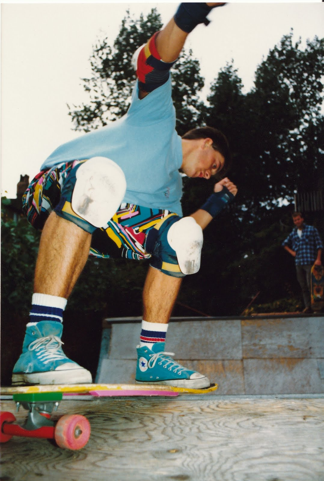 full frokkul fiasco mini ramp skating in the late 80 u0027s