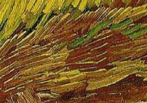 Campo de trigo con cuervos, de Vincent Van Gogh