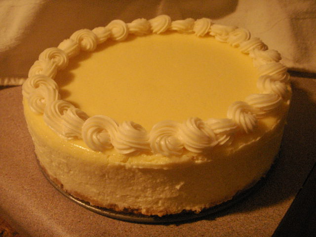 how to make homemade cheesecake frosting