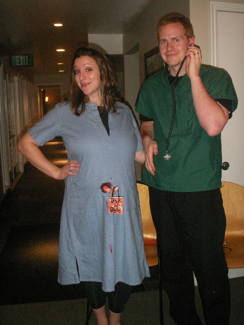 a class of their own halloween costumes for pregnant women