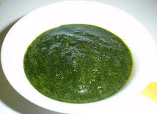 Green Spicy Chutney