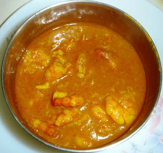 Prawn's Masala