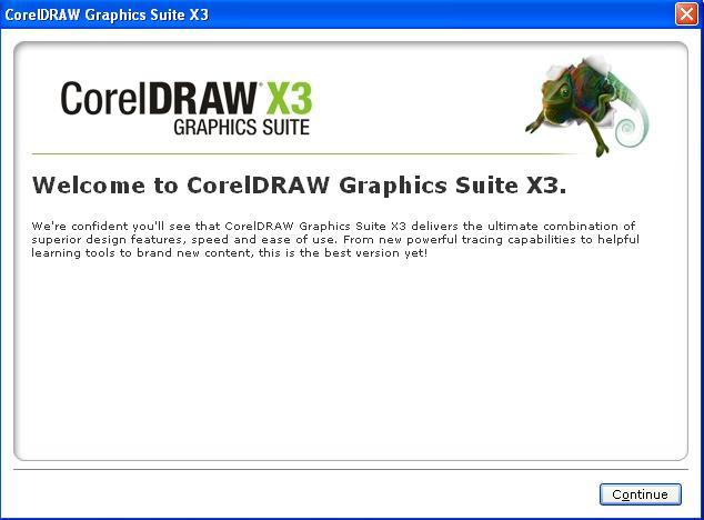 CARA MENGINSTAL CORELDRAW X3 GUDANGNYA ANAK KREATIF | FACEBOOK ...