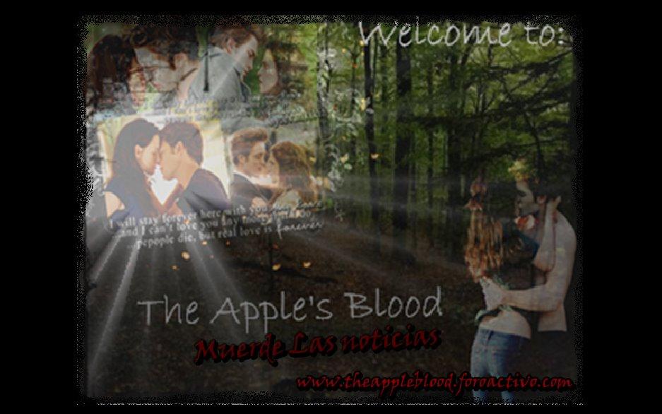 La manzana de Sangre