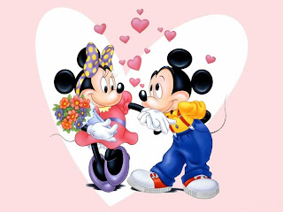 Disney Valentine Wallpaper