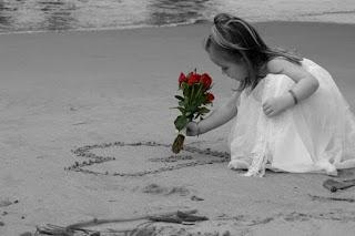 cute beach love girl