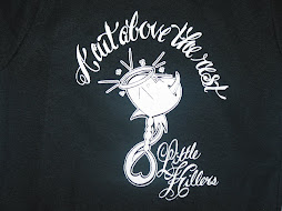Little Killers logo onesie