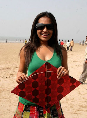 Photo Gallery: Meghna Naidu Sexy Model
