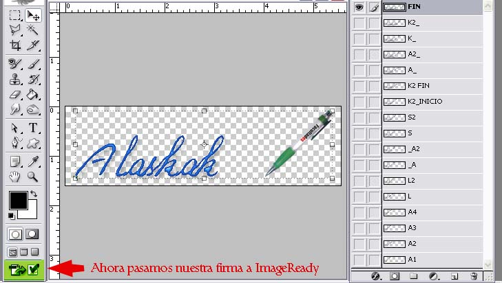 hacer animaciones con photoshop: